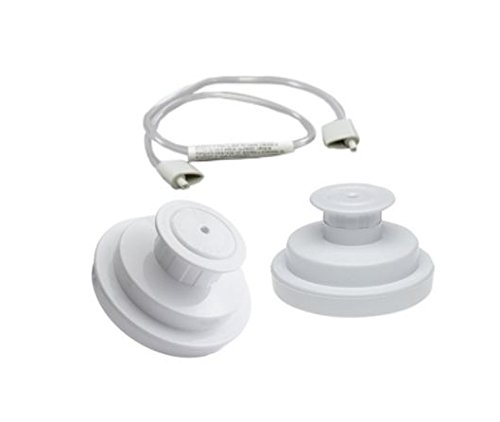 Food Saver V3880 Wide And Regular Jar Sealer Kit With Hose A