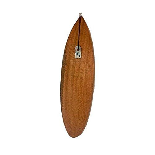 Tabla de surf para colgar en la pared decoración de diseño hawaiano 18 pulgadas: Amazon.es: Hogar