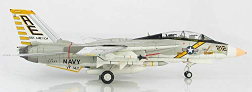 142 Tom - Grumman F-14 Tomcat - VF-142 USS America 1976-1/72 Scale Diecast Metal Airplane