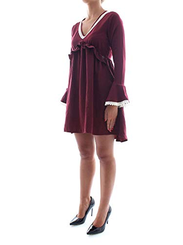 Femme 211005 Vêtements 140 Rouge Bsb OukZTiPX