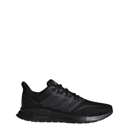 adidas Women's Falcon, Black, 5.5 M US