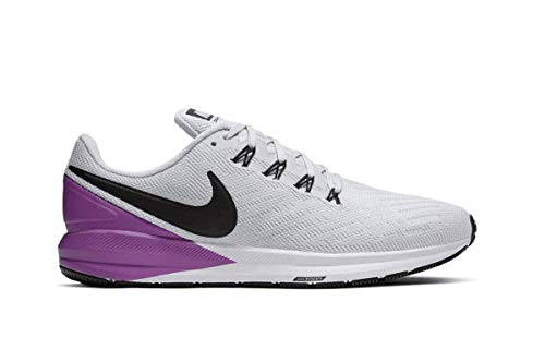 Nike Men's Air Zoom Structure 22 Running Shoes nkAA1636 009 (12.5 M)