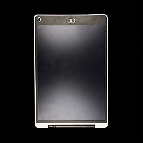 LKJASDHL 12インチのタブレットLCDライト黒板小さな子供12インチの絵画ボード絵画レベルのタブレットライトおもちゃで描画タブレットデジタルボード (色 : White)