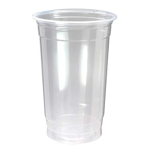 Fabri-Kal 9507076 Nexclear 24 Ounce Clear Plastic Cup - 600 / CS