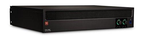 JBL CSA2300Z Commercial Series Two-Channel 300W Power Amplifier [並行輸入品]   B07GTW5SHB