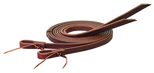 Working Tack Extra Heavy Harness Split Reins, 3/4