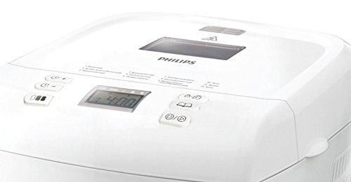 Philips HD9015 - Panificadora, con pantalla LCD, color blanco: Amazon.es: Hogar