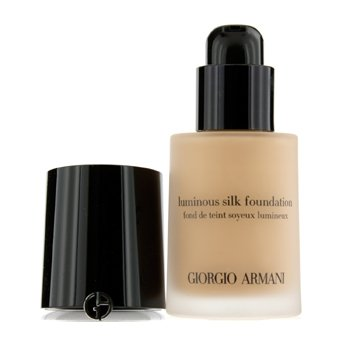 - Giorgio Armani Luminous Silk Foundation - # 6.5 (Tawny) 30ml/1oz