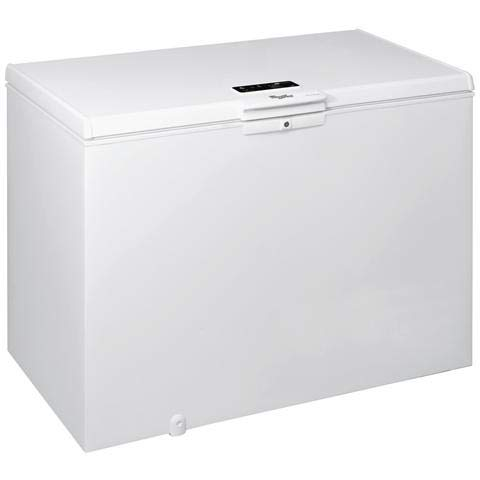 Whirlpool WHE39392 T Independiente Baúl 390L A++ Blanco ...