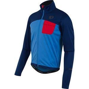 Pearl Izumi - Ride Select Escape Softshell Jacket, Blue X, - Pearl Blue Jacket Izumi