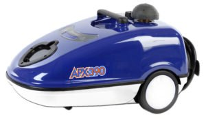 Amerivap Systems STM-BASIC Steamax Commercial Steam Cleaner, Polycarbonate, Blue