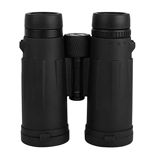 (ZXC Binoculars 12X42 Outdoor Night Vision High Power Optical Lens Telescope Ultra Wide Angle Observation Balcony Observation Topographic Measurement)