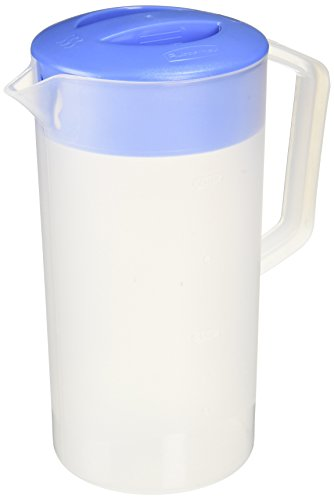Rubbermaid Pitcher, 2 Quart, Blue FG306509PERI