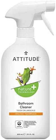 Bathroom Cleaner: Attitude Bathroom Cleaner
