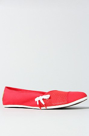 f0828711b693 Converse The Open Mesh Chuck Taylor All Star Playlite Slip Sneaker in Red