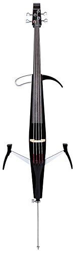 Yamaha Silent Cello 4/4 Svc50 - Black Cellos Electric Cellos by Yamaha