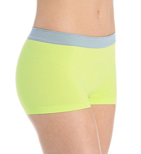 Champion Women's Seamless Girl Short Vagabond Green Large