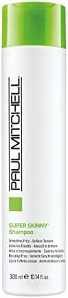 Shampoo & Conditioner: Paul Mitchell Super Skinny