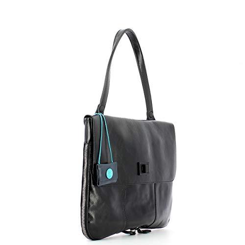 c0001 Bag Leather Black Female Azzurra G001490t2x0435 Gabs 6dqYY