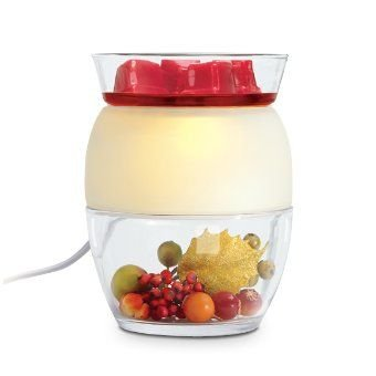 Electric Fragrance Candle Warmer by PartyLite (Clearly Creative)
