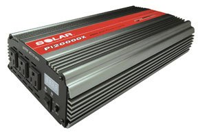 SOLAR 2000 Watt Power Inverter by Clore Automotive