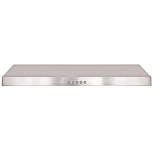 CAVALIERE UC200-1830S Under Cabinet Stainless Steel Kitchen Range Hood, 280 CFM