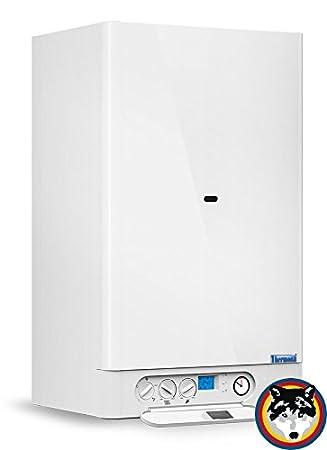 Caldera combinada Gas Calentador Potencia Mona CXE.AA 28 Kw Agua + Calefacción Intercambio Vaillant: Amazon.es: Bricolaje y herramientas