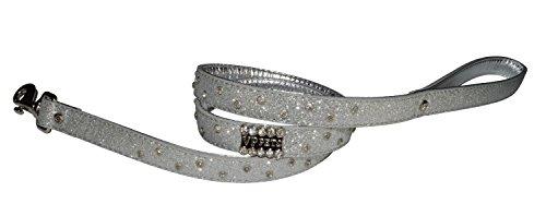 Signature Nameplate (Vanderpump Pets Signature Diamond Name Plate Leatherette Leash)