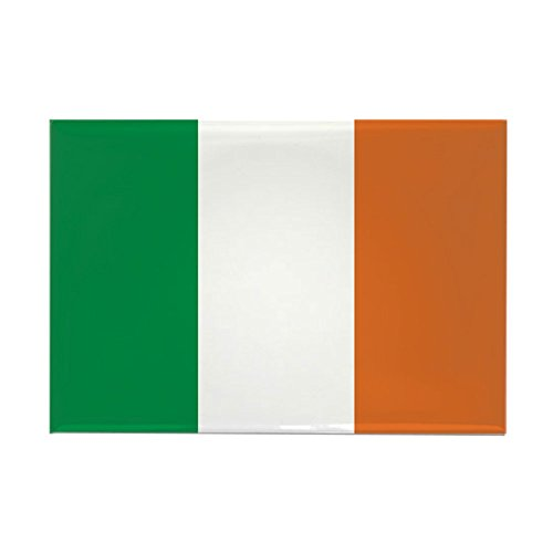 CafePress Ireland Irish Flag Rectangle Magnet Rectangle Magnet, 2