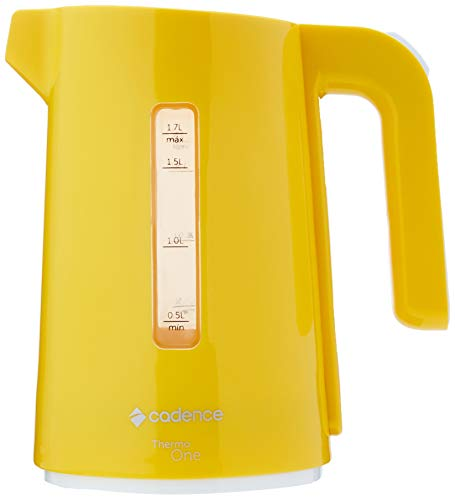 Chaleira Elétrica Cadence CEL384 127 Amarelo