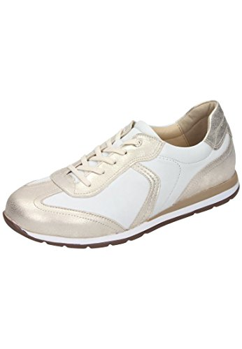Damen Schnuerschuhe Weiss Dr Cushy 850278 brinkmann Sneakers Weiss 3 Ballerinas 7nEqnIxW