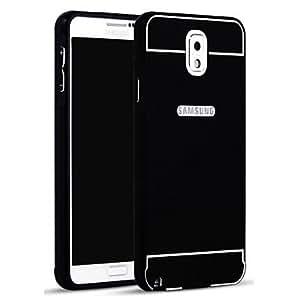 GX 20150511 estructura de metal con casos traseros de plástico para Samsung Galaxy Note 3 (colores surtidos) , Blue