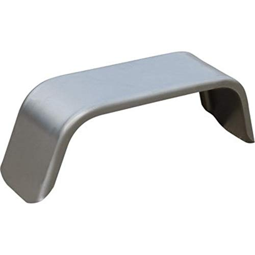 Tie Down Engineering Silver Standard 44923 Fender Jeep-Style Single Steel Fits 13