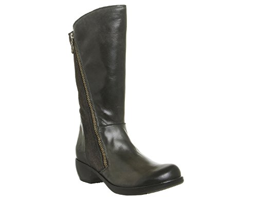 Fly London - Botas para mujer Diesel Rug Oil Suede