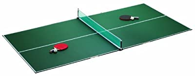 Viper Portable Table Tennis Top with Bag, Paddles, Net, Posts and Balls