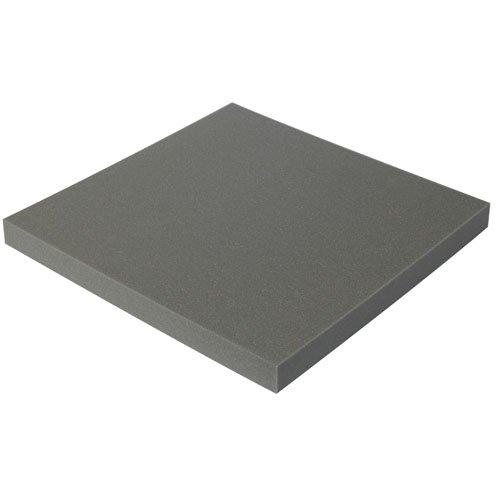 "BOX USA BFSC121205 Soft Foam Sheets, 1/2"" x 12"" x"
