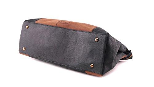 """MYOMY """"MY CLASSIC BAG"""" - Handtasche in off black / original"""