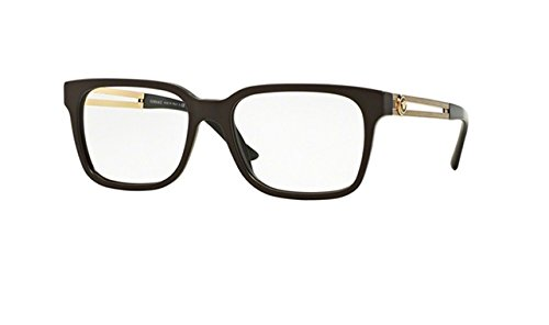 Eyeglasses Versace VE 3218 5163 BROWN - Versace Price Glasses