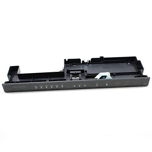 5304478319 Dishwasher Control Panel Assembly (Black) Genuine Original Equipment Manufacturer (OEM) Part Black