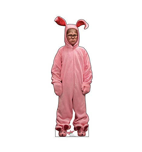 Advanced Graphics Deranged Easter Bunny Life Size Cardboard Cutout Standup - A Christmas Story (1983 Film)
