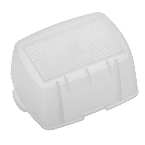 Pixel White Flash Bounce Light Diffuser Dome for Nikon SB-900 Speedlite Flash