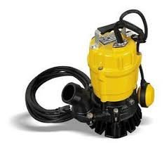 PSTF2 400 Single-Phase Submersible Pump by Wacker Neuson