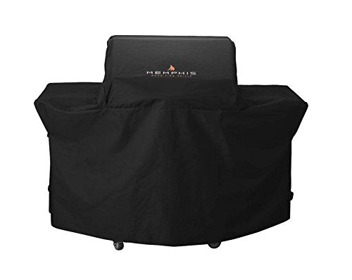Memphis Grills Polyester Grill Cover (VGCOVER-3), Advantage Freestanding Grill