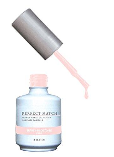 LECHAT Perfect Match Nail Polish, Beauty Bride To Be, 0.500