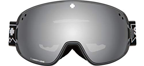 0104b0c934 Spy Optic Bravo Deep Winter Gray Snow Goggles