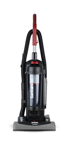 Sanitaire Upright Vacuum Cleaner - 3.50 quart - Bagless - 15