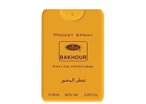 Bakhour Pocket Spray 18ml Al Rehab Oriental Arabic Oud Misk Musk Musk