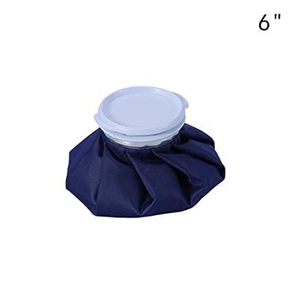Bolsa de hielo reutilizable para lesiones, alivio del dolor ...