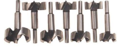 New 16pc Forstner Bit Set w//Case Wood Hole Forestner Clean Cutting