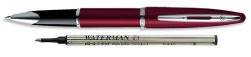 Waterman Carene Garnet Red Rollerball Pen - 41414 by Waterman